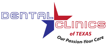 Dental Clinics of Texas logo